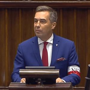 """Zbigniew Gryglas przechodzi do klubu parlamentarnego PiS: """"Chciałem w ten sposób wesprzeć działania Zjednoczonej Prawicy"""""""