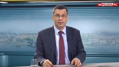 Prorządowy dziennikarz zripostowany przez Roberta Winnickiego w kwestii kresowych motywów w paszportach