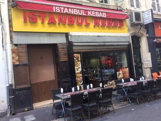 Marsylia – strzelanina w barze z kebabem