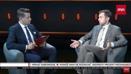Nowy program! Bój o sądy – mec. Marcin Iwanowski || Litera prawa #1