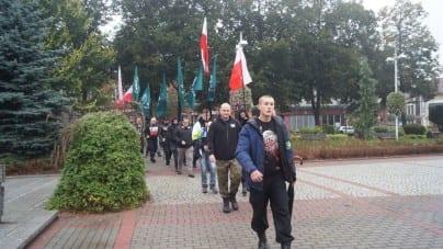 Marsz KOD'u odwołany z powodu mżawki