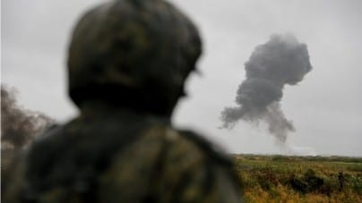 Rosyjsko-białoruskie manewry 3 km od polskiej granicy! Potrwają do czwartku