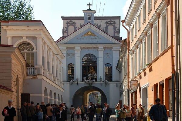 """Litwa: """"polska okupacja Wilna"""" na anglojęzycznej wystawie"""
