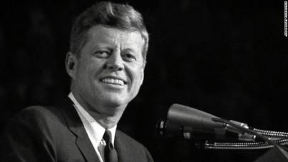 Odtajniono dokumenty ws. zabójstwa Kennedy'ego.