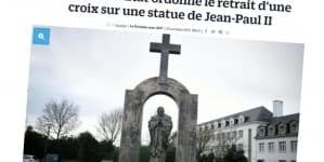 Kolejna akcja poparcia pomnika świętego Jana Pawła II