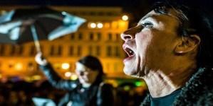 """Rondo Dmowskiego znowu na celowniku! Feministki chcą """"Ronda Praw Kobiet"""""""
