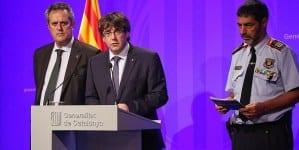 Szef katalońskiego rządu: ogłosimy niepodległość