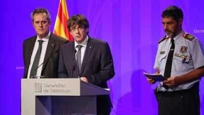 Puigdemont w Brukseli. Belgijskie media twierdzą, że stara się o azyl polityczny