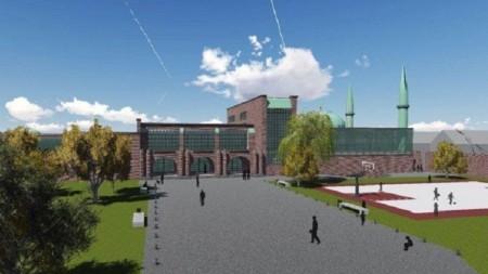W Gent powstanie największy meczet we Flandrii