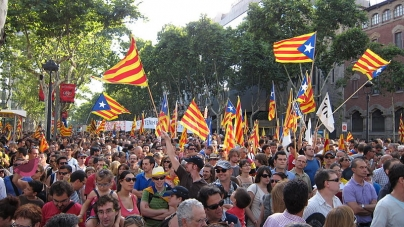 Katalońscy separatyści szaleją. Będzie drugie referendum?
