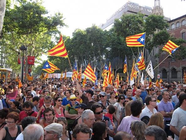 W Hiszpanii miała wybuchnąć wojna domowa! Katalończycy szykowali armię