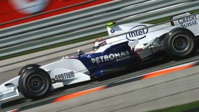 Sławny kierowca F1 oskarżony o seksizm – lewackiej paranoi ciąg dalszy