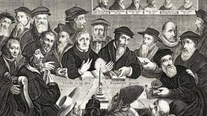 Wojciech Wasiutyński: Przeklęty duch reformacji