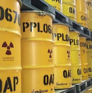 Rosenergoatom zaprzecza pogłoskom o wycieku paliwa jądrowego