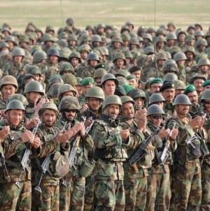 Atak na bazę wojskową w Afganistanie. Nie żyje ponad 40 osób
