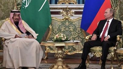 Pierwsza oficjalna wizyta króla Arabii Saudyjskiej w Rosji