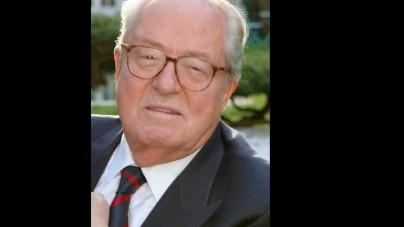"""W przededniu procesu o """"homofobię"""" nestor francuskiego nacjonalizmu Jean-Marie Le Pen trafił do szpitala"""