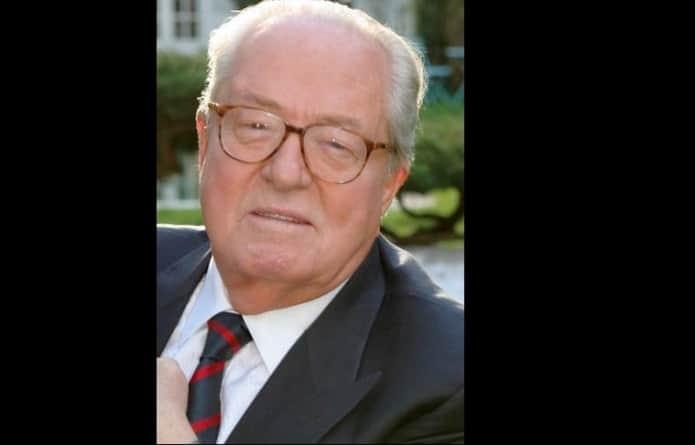 Archiwalny wywiad z Jean- Marie Le Pen