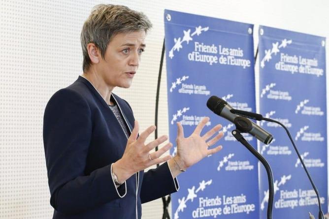 Margarethe Vestager: Unia nie ma prawnych narzędzi, żeby wstrzymać budowę Nord Stream 2