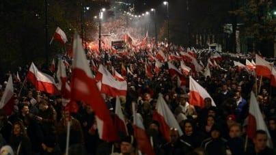 """Kaczyński o Marszu Niepodległości i politycznej emeryturze: """"To nie jest jeszcze wiek emerytalny"""""""