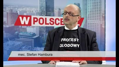 Mec. Hambura zasłabł podczas protestu głodowego. Adwokat walczy o uznanie niemieckiej Polonii