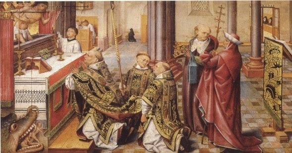 Msza św. Wszechczasów – odpowiedź na kryzys męskości