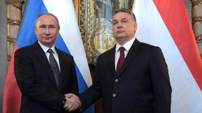 Węgry i Rosja zacieśniają gospodarczą współpracę