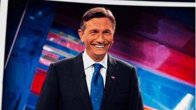 Słowenia: Borut Pahor wygrał w pierwszej turze wybory prezydenckie
