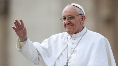 Papież Franciszek martwi się o Żydów