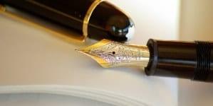 Historia pewnego pisarza (opowiadanie- Orle Pióro #4)
