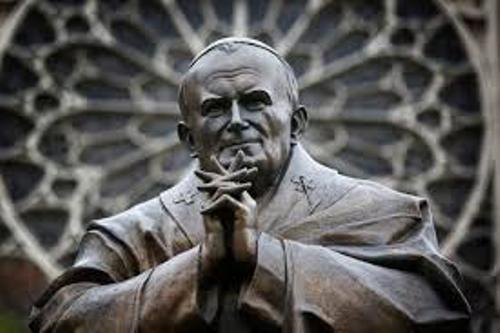 We Francji powstanie komitet obrony pomników Jana Pawła II