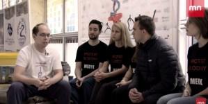 Głodówka w Krakowie! O co walczą młodzi lekarze? [WIDEO]