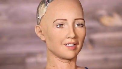 Robot otrzymał saudyjskie obywatelstwo