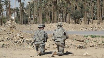 Rozpoczyna się nowa wojna? Napięta sytuacja w Iraku!