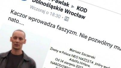 """Według działaczy KOD, w NBP pracuje… wokalista """"Honoru"""". Problem w tym, że od lat nie żyje"""