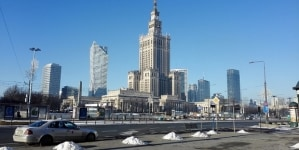 Warszawa: Autobus spadł z wiaduktu, jedna osoba nie żyje