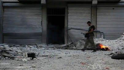 Kurdowie porozumieli się z Asadem. Wojska rosyjskie i syryjskie ruszyły na Turków
