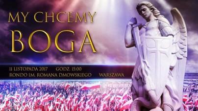 Marsz Niepodległości znów przeszedł ulicami Warszawy! [WIDEO]