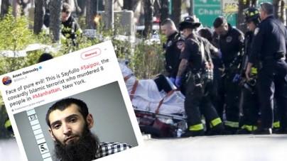 Atak na Manhattanie – zamachowiec złożył przysięgę Państwu Islamskiemu. Znamy jego tożsamość