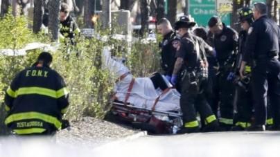 Zamach terrorystyczny w Nowym Jorku – nie żyje 8 osób