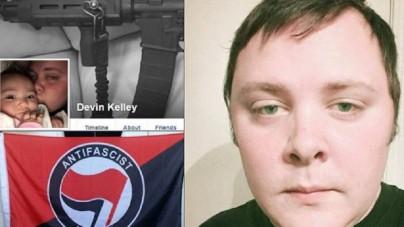 Zabójca z Teksasu, który zaatakował kościół to prawdopodobnie członek Antify!