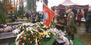 """Pożegnaliśmy żołnierza Narodowych Sił Zbrojnych – Tadeusza Wdziękońskiego ps. """"Czuły"""""""