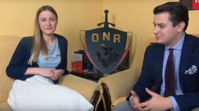 Justyna Helcyk szczerze o ONR, Marszu Niepodległości, feministkach i pasjach [WIDEO]