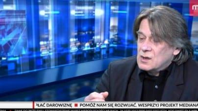 Krzysztof Karoń o demoralizacji społeczeństwa: Problemem jest brak elementarnej wiedzy na temat marksizmu i liberalizmu [wideo]