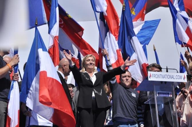 Le Pen: Unia Europejska największym wrogiem Europy