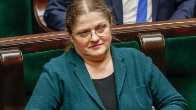 """Atak na Pawłowicz przed Sejmem: """"To zemsta chuliganerii, obrońców Bodnara"""""""