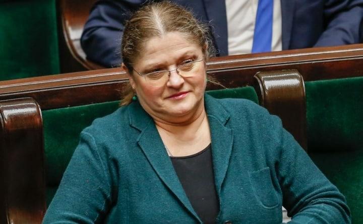 """Krystyna Pawłowicz ostro! """"Niech przeprasza za swego dziadka w imieniu rodziny, a nie w imieniu Polaków"""""""