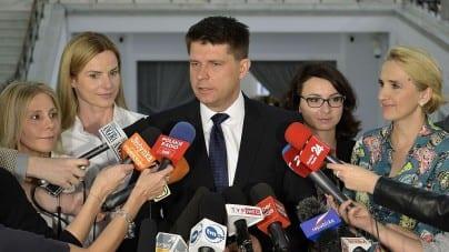 Sejm uchylił immunitet Ryszarda Petru i Kamili Gasiuk-Pihowicz
