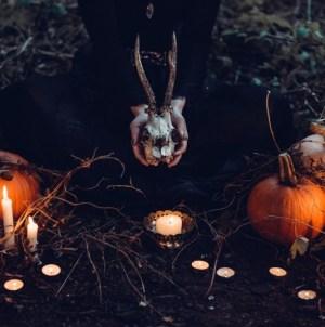 Opozycja zorganizowała Halloween pod domem Kaczyńskiego. Interweniuje policja