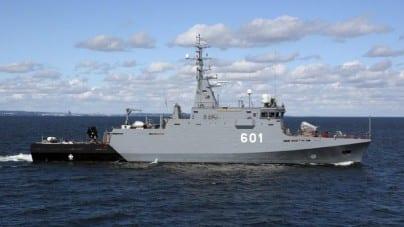 Polski okręt jeszcze nie wszedł do służby, a już chcą go kupować inne kraje